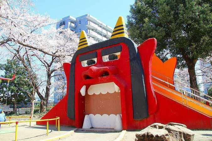 「錦第二公園(東京都立川市錦町1-5-13)」の画像検索結果