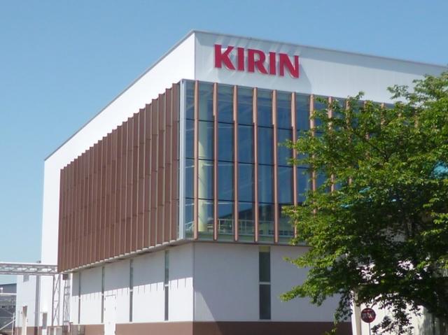 キリンビール・キリンビバレッジ滋賀工場(キリン滋賀おいしさ体感ファクトリー)