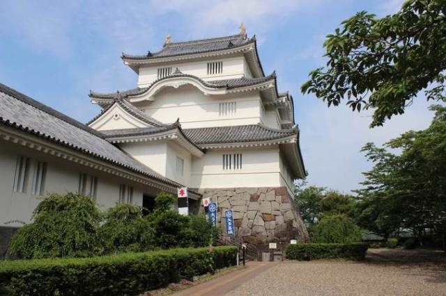 千葉県立中央博物館大多喜城分館
