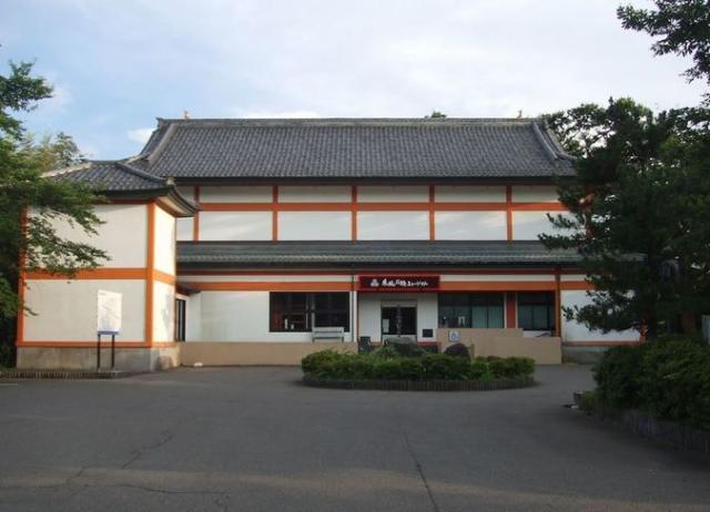 与板歴史民俗資料館(兼続お船ミュージアム)
