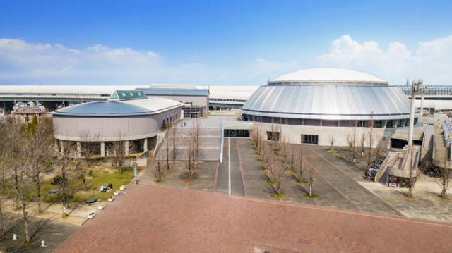交野市立総合体育施設 いきいきランド交野 わくわくプール