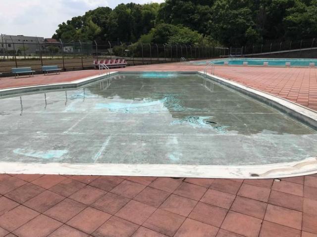北方運動公園プール