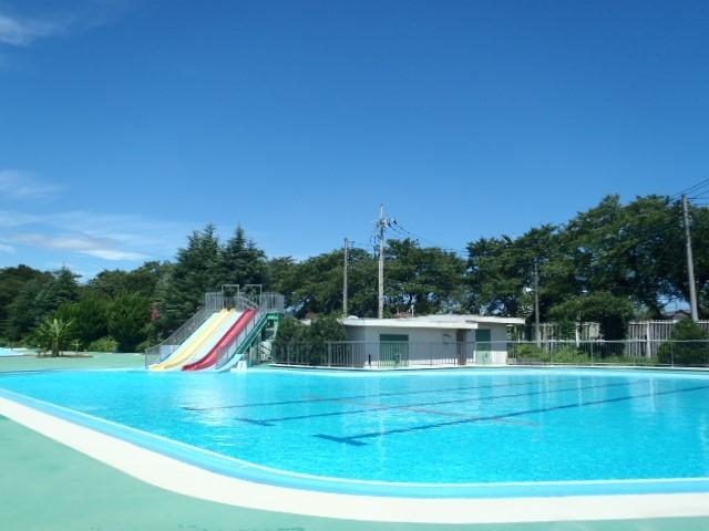 福生市営プール