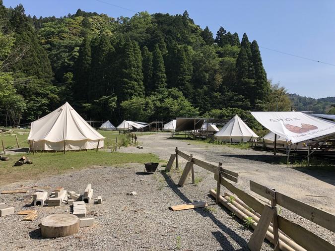 大多喜 わんぱく キャンプ 場