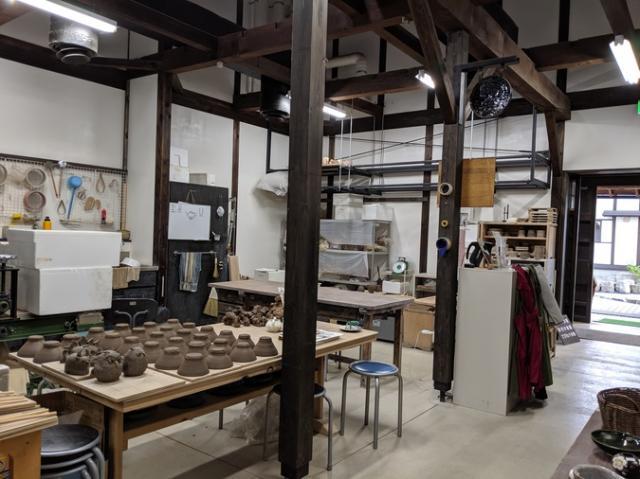 ばんどう陶芸教室