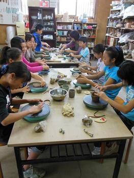 尾山幸陶芸教室