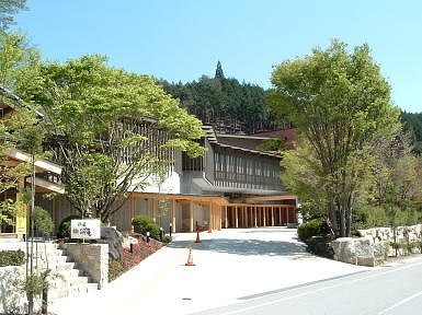 飛騨川温泉 しみずの湯