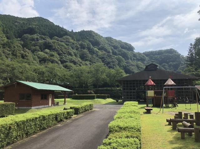 きなりの郷 下北山スポーツ公園