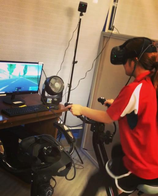 VR 体験施設 ドリームフィット