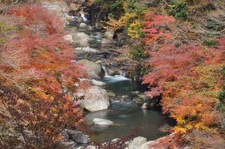 施設写真】 』福士川渓谷の写真 ...