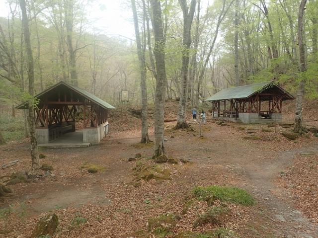 旗坂キャンプ場