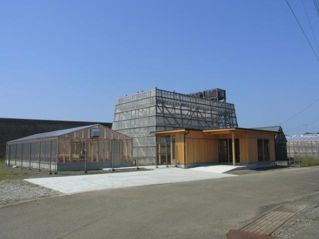 田野町完全天日塩製塩体験施設