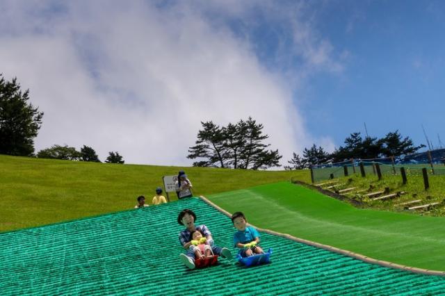 六甲山カンツリーハウス/六甲山フィールド・アスレチック