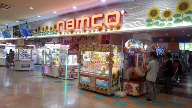 namco新潟店