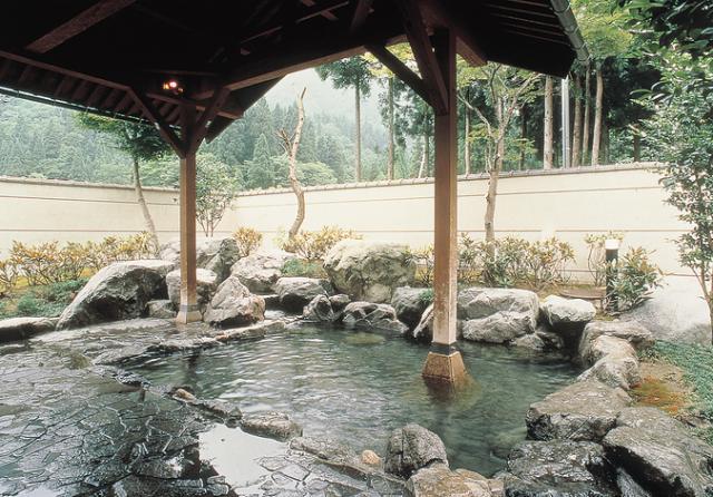 九頭竜温泉 ホテルフレアール和泉 平成の湯