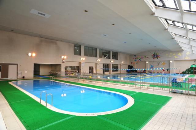 名古屋市北スポーツセンター 屋内プール