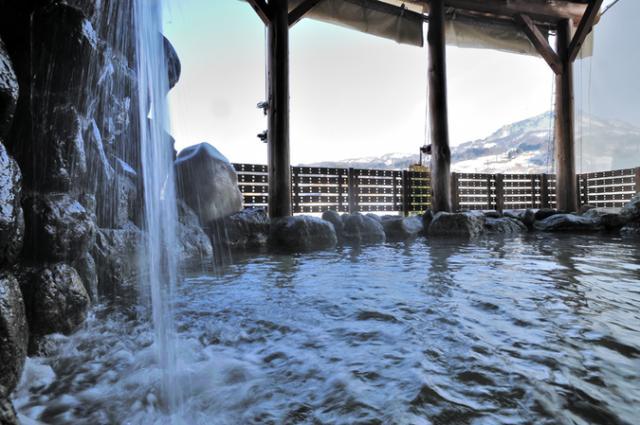 雪だるま温泉 雪の湯