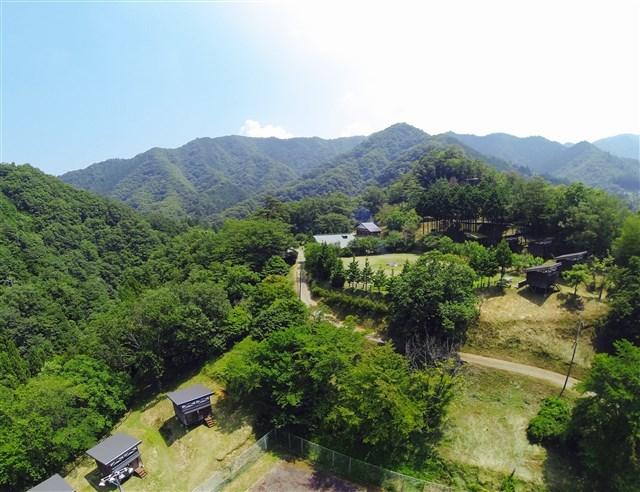 緑と太陽の丘キャンプ場