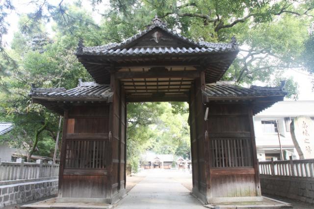 一宮神社(新居浜市)