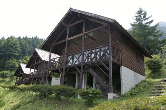 南牧村自然公園キャンプ場