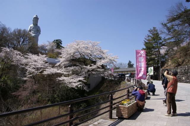 観音山公園(高崎市)