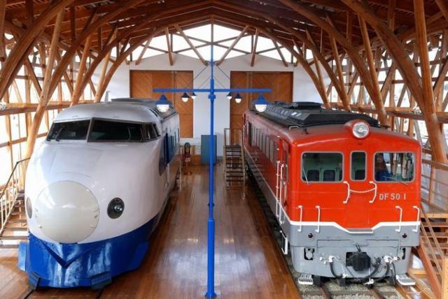 鉄道歴史パークinSAIJO(インサイジョウ)