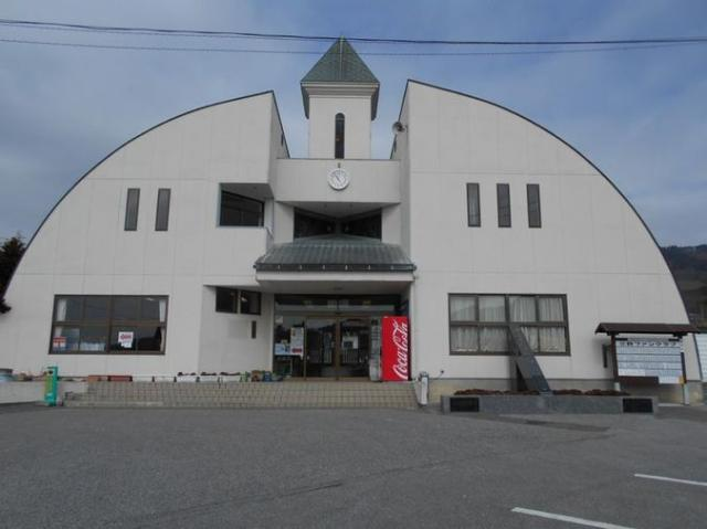 綾里物産観光センター銀河