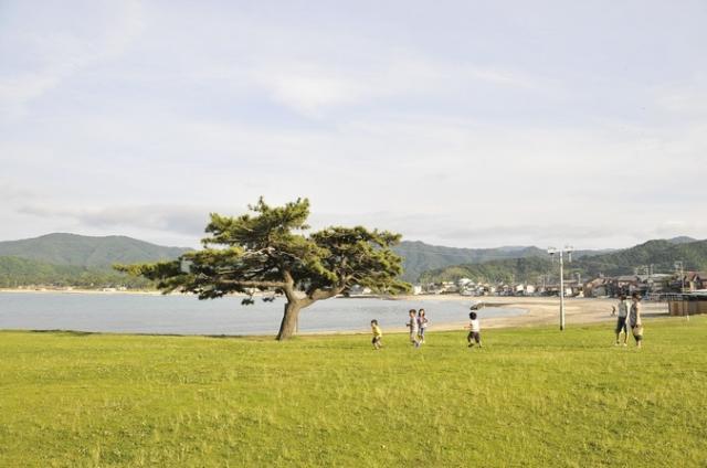 城山公園(高浜町)