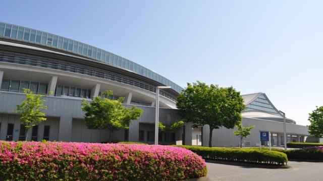 ALSOK ぐんま総合スポーツセンター(アルソック ぐんま総合スポーツセンター)