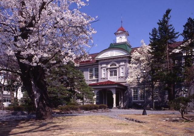 山形県立博物館分館教育資料館