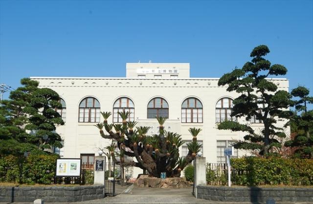 鎌田共済会郷土博物館