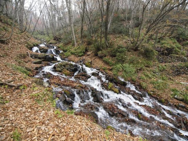 強清水の滝