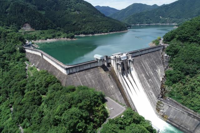 水資源機構下久保ダム管理所