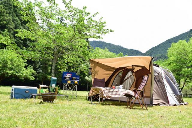 小川の里オートキャンプ場
