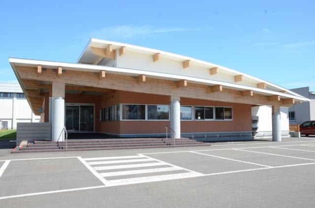 第1町民プール(遊泳館)