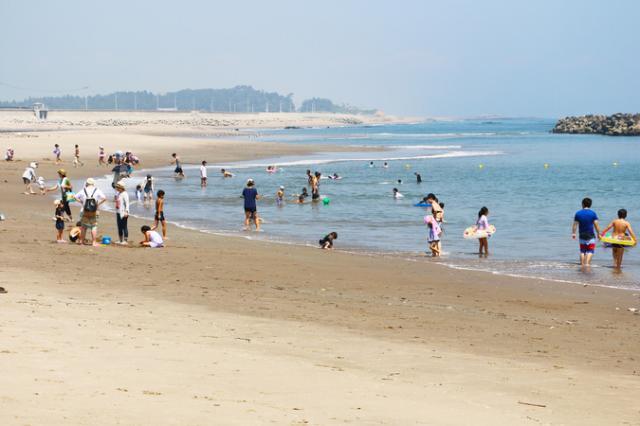 【2020年休止】釣師浜海水浴場