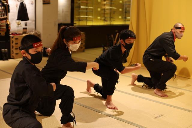 京都 侍忍者ミュージアム (KYOTO SAMURAI & NINJA MUSEUM with EXPERIENCE)