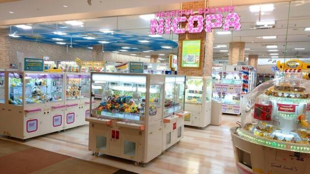 NICOPA四季の森フォレオ店