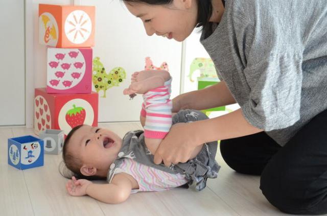 0歳のための親子教室Cradle(クレイドル)