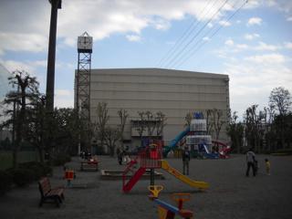 中津工業団地第1号公園