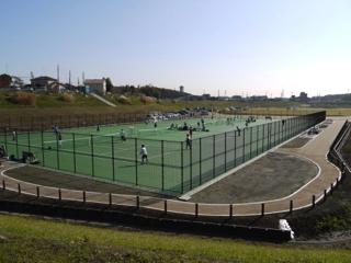 神奈川県立境川遊水地公園