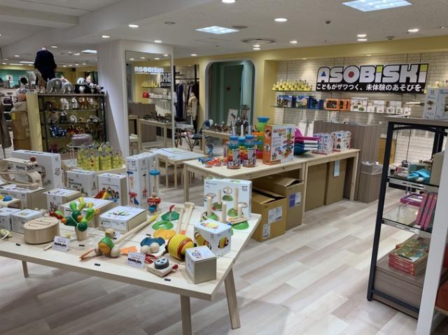 アソビスキー丸井今井札幌本店