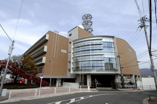 東大阪市消防局防災学習センター