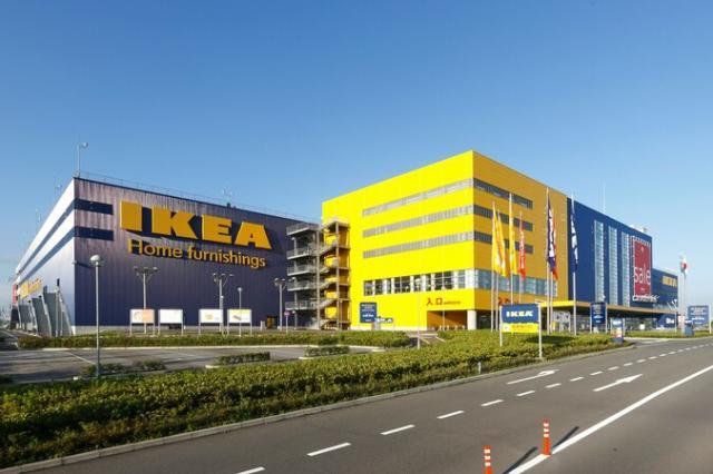 IKEA鶴浜(イケアつるはま)