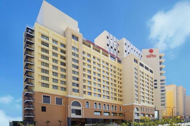 ホテル ユニバーサル ポート ヴィータ