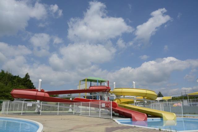 津市久居中央スポーツ公園内プール