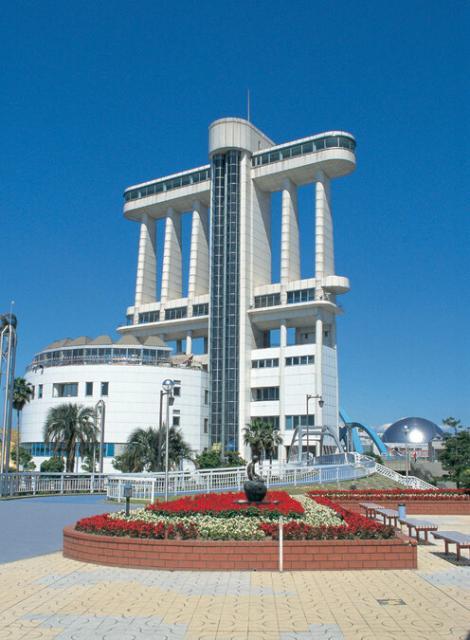 名古屋港ポートビル・名古屋海洋博物館