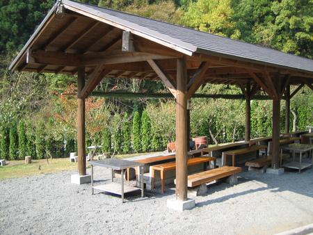 塩沢渓谷河川公園