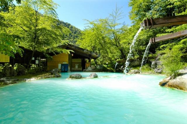 白骨温泉 泡の湯旅館