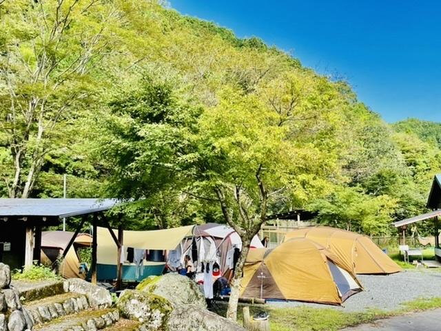 山水徳間の里(キャンプ・そば処ひのき・BBQ・釣り堀・つかみ取り)